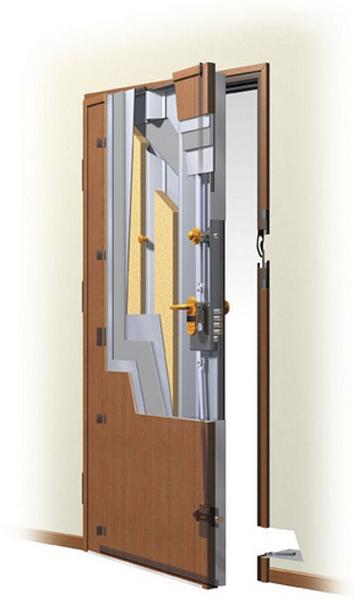 Puertas acorazadas blindadas y de seguridad - Cerraduras puertas blindadas ...
